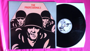 The Professionals - Professionals Unreleased LP