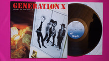 Load image into Gallery viewer, Generation X - Valley Of The Dolls US Promo LP On Chrysalis Records