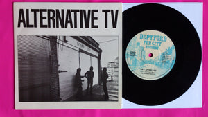 "ATV / Alternative TV - Life After Life 7"" Single From 1977"