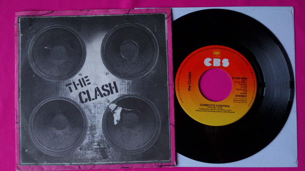 The Clash - Complete Control 7