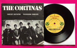 The Cortinas - Fascist Dictator / Television Families Step Forward Records 1977