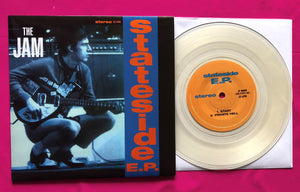 "The Jam - Stateside E.P. Clear Vinyl 7"" Live TV appearances From 1980 & 1981"