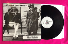 Load image into Gallery viewer, Adam & The Ants - Meet The Ants Unofficial LP 1978 Demo Collection