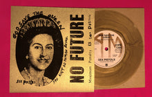 Load image into Gallery viewer, Sex Pistols - God Save The Queen A&M Gold Vinyl Limited Edition Repro