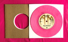 "Load image into Gallery viewer, Sex Pistols - God Save The Queen A&M Pink Vinyl Reproduction 7"" Single"