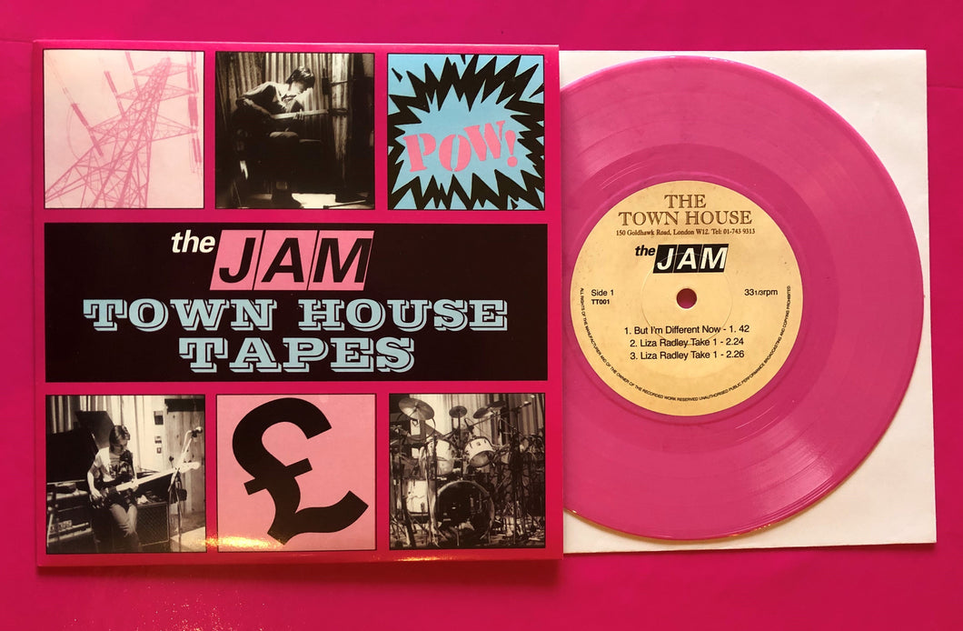 The Jam - Town House Tapes 7