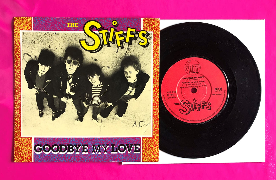 The Stiffs - Goodbye My Love 7