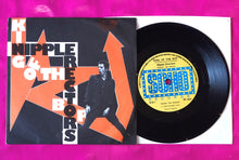 "Load image into Gallery viewer, The Nipple Erectors - King of the Bop 7"" Released on Soho Records in 1978"