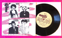 "Load image into Gallery viewer, Manic Jabs - Autophagous 7"" Punk Single On Waldo's Records 1980"