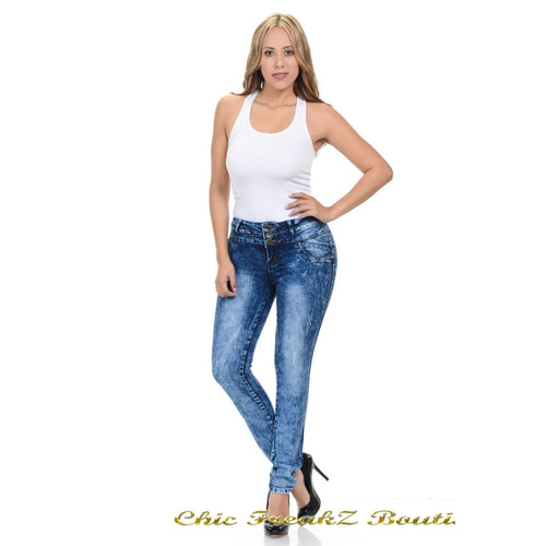 Womens M.Michel Jeans Push-Up - N2137 - Womens Jeans