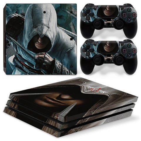 Actionfiguresale Assassin's Creed For PS4 Pro Skin Sticker Cover