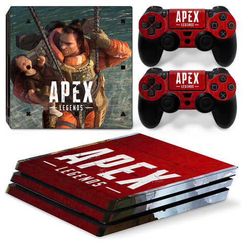 Actionfiguresale Apex legends For PS4 Pro Skin Sticker Cover For PS4 Playstation 4