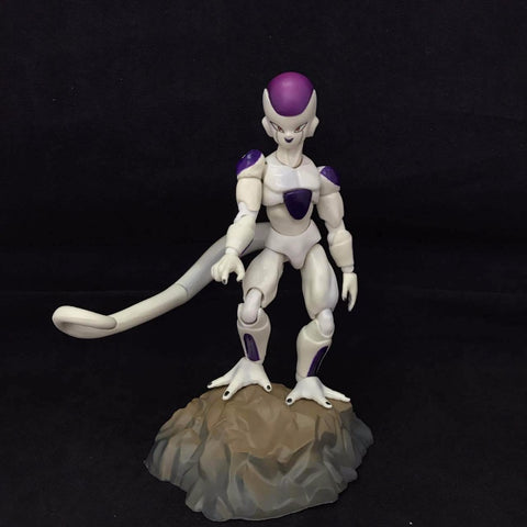 Actionfiguresale 11.5cm Dragon Ball Z Frieza joint Anime Action Figure Toys