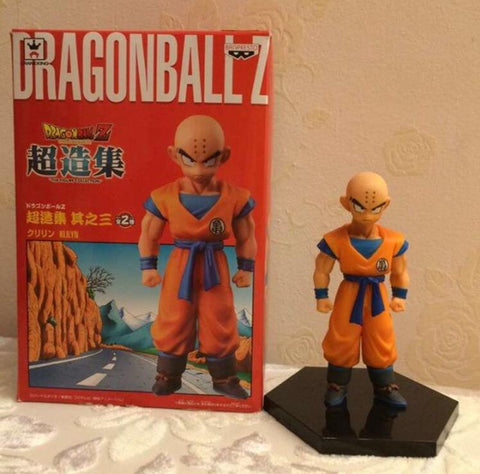 Actionfiguresale 14cm Dragon Ball Z Kuririn Anime Action Figure Toys