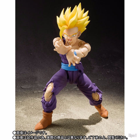 Actionfiguresale 14cm Dragon Ball Z Son Gohan joint action Figure Toys