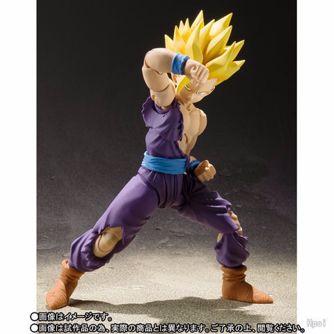 14cm Dragon Ball Z Son Gohan joint Moveable Figure Toys