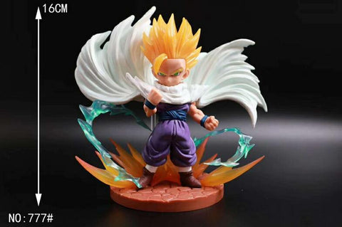 Actionfiguresale 16cm Dragon Ball Z Gohan Anime Action Figure Toys