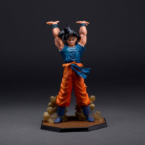 Actionfiguresale 16cm Dragon Ball Z Son Goku Spirit Bomb Ver Action Figure Toys