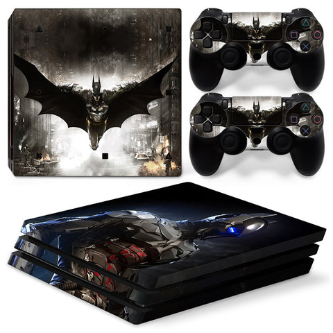 Actionfiguresale Batman For PS4 Pro Skin Sticker Cover For PS4 Playstation 4