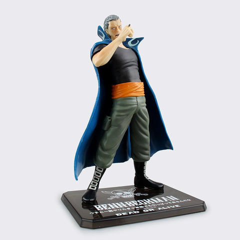 Actionfiguresale 17cm One piece Benn Beckman Figure Toys