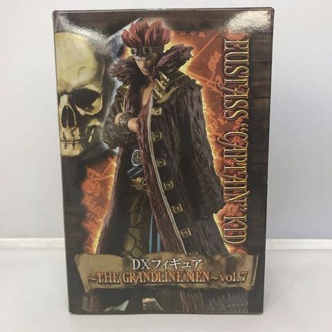 Actionfiguresale 17cm One piece Eustass Kid Anime Action Figure Toys