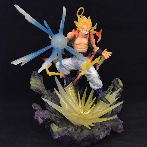 Actionfiguresale 18.5cm Dragon Ball Z Vegeta Son Goku Anime Action Figure Toys