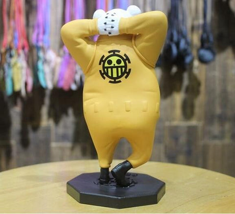 Actionfiguresale 18CM One piece Bepo Figure Toys
