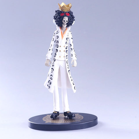 Actionfiguresale 18cm One Piece BROOK Action Figure Toys