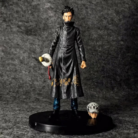Actionfiguresale 18cm One piece Trafalgar Law Figure Toys