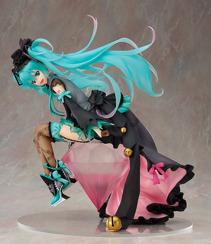 Actionfiguresale 20cm Hatsune Miku Pink Diamond Anime Collectible Figure Toys