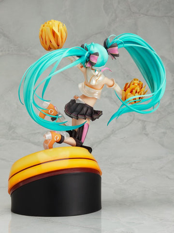 Actionfiguresale 22cm Hatsune Miku Cheerleaders Anime Collectible Action Figure Toys