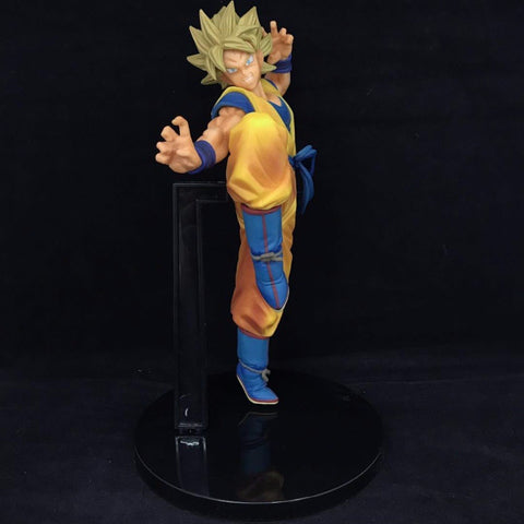 Actionfiguresale 23cm Dragon Ball Z Goku Kongfu Anime Action Figure Toys