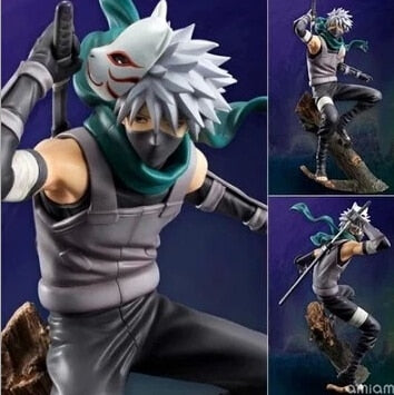 Actionfiguresale 24cm Naruto Hatake Kakashi Action Figures Toys