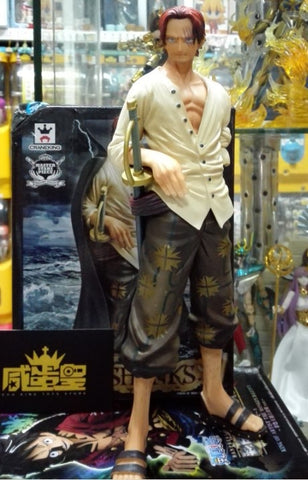 Actionfiguresale 24cm One Piece Shanks Anime Collectible Action Figures Toys