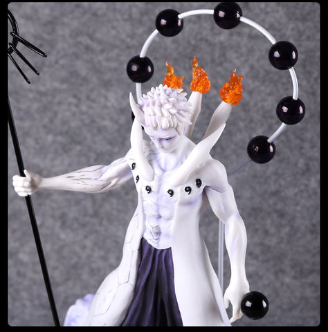 Actionfiguresale 25cm Naruto Shippuden Uchiha Obito Anime Action Figure Toys