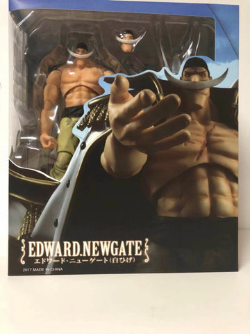 Actionfiguresale 25cm One Piece Edward Newgate Action Figure Toys