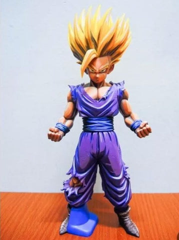 Actionfiguresale 26cm Dragon Ball Z Super Saiyan Son Gohan Comics Figure Toys