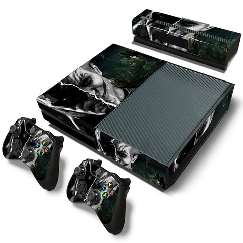 The Joker Vinyl Skin Sticker Protector for Microsoft Xbox One