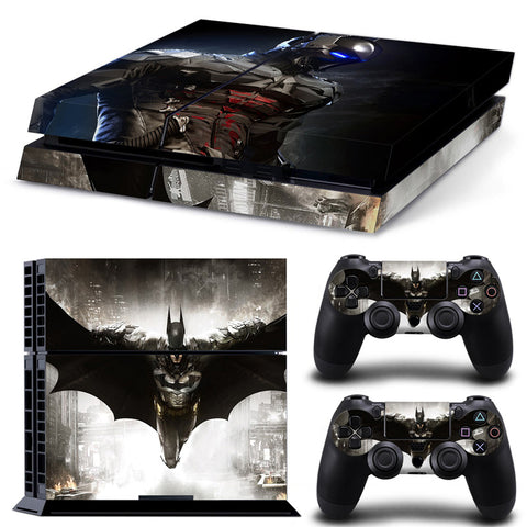 Batman For PS4 Vinyl Skin Sticker Cover For PS4 Playstatio 4