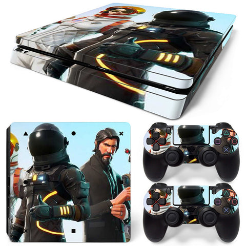 Actionfiguresale Fortnite For PS4 Slim Skin Sticker Vinyl Cover