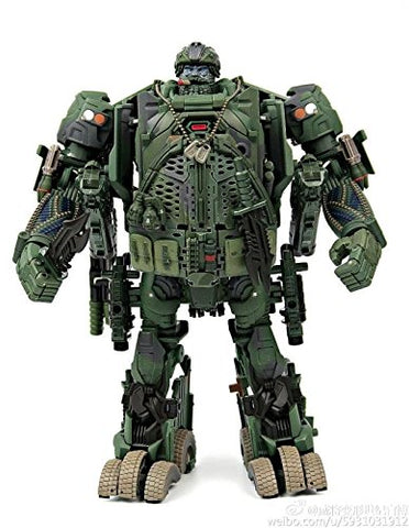 WeiJiang Transformer Detective Figure Toy 23cm
