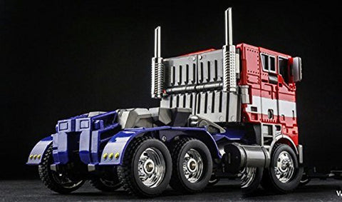 Actionfiguresale WeiJiang Transformer Movie Version Leader Class Optimus Prime Figure Toys