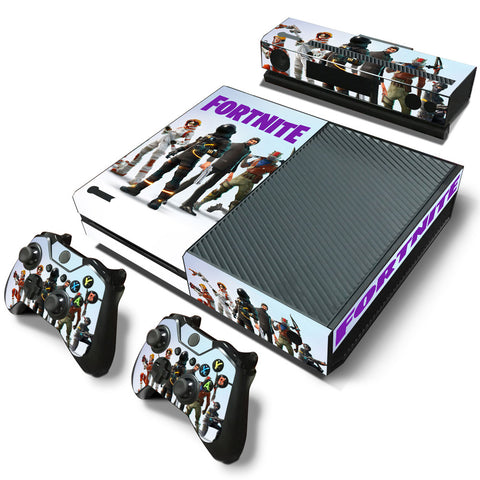 Actionfiguresale Fortnite Vinyl Skin Sticker Protector for Microsoft Xbox One
