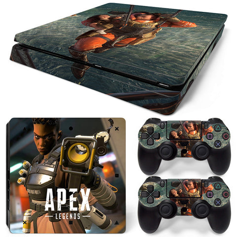 Apex legends For PS4 Slim Skin Sticker Vinyl Cover