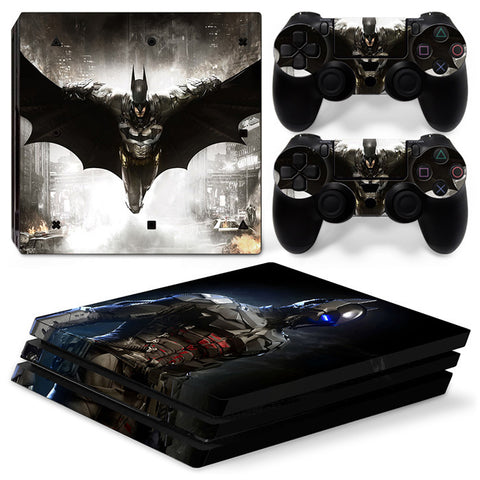 Batman For PS4 Pro Skin Sticker Cover For PS4 Playstation 4