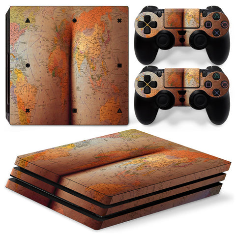 Actionfiguresale Sexy For PS4 Pro Skin Sticker Cover For PS4 Playstation 4