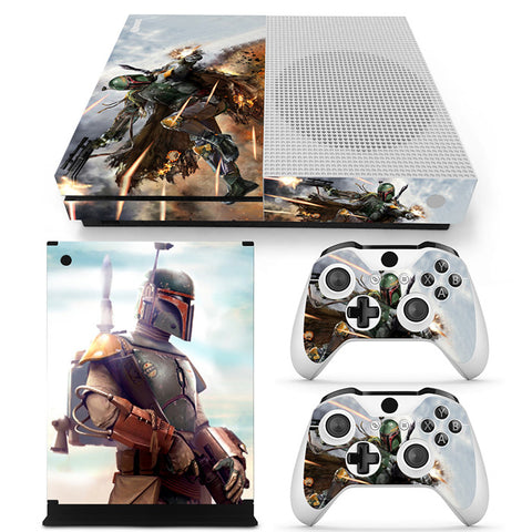 Actionfiguresale Star Wars Vinyl Skin Sticker Protector for Xbox One S