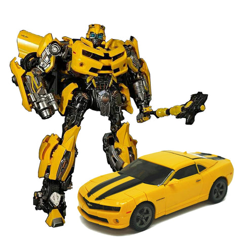Actionfiguresale WEIJIANG Transformer MPM03 Bumblebee Oversize Version 28CM Action Figure Toys