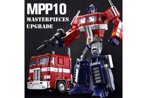 WeiJiang Transformers Masterpiece MPP10 Optimus Prime Figure Toy 32cm