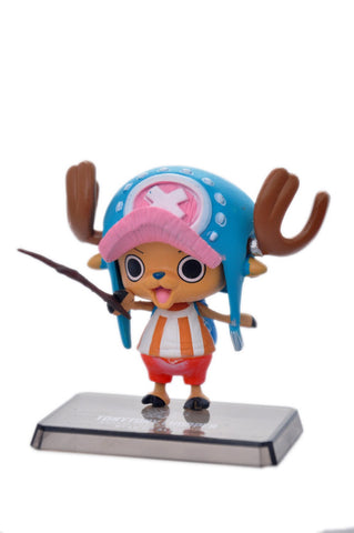 Actionfiguresale 7cm One Piece Tony Chopper Figures Toys